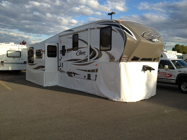 Fifth Wheel Skirting Boise Meridian Amp Nampa Id
