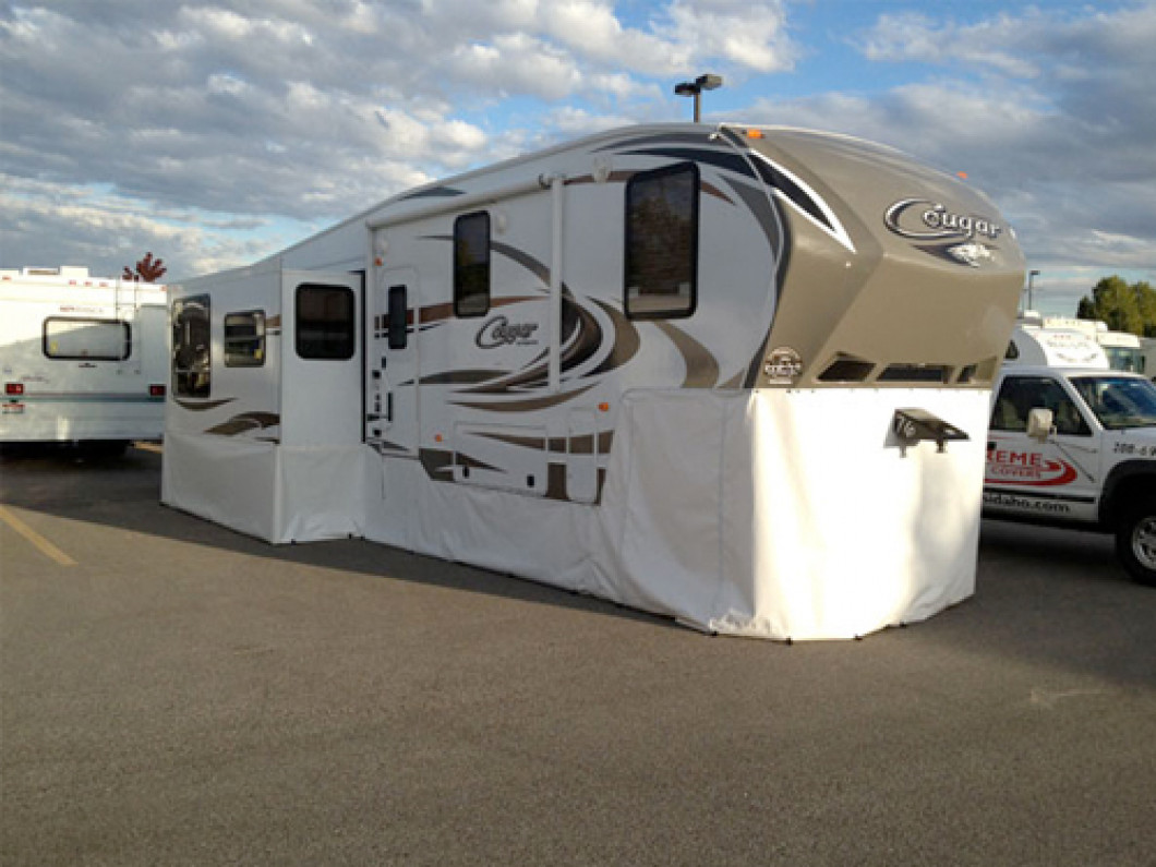 Idaho RV Skirting