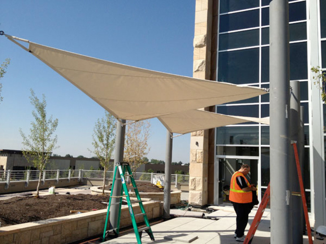 Shade Sails Commercial Boise Meridian Amp Nampa Id